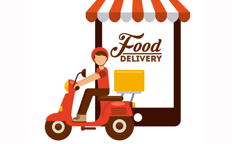 Location Based Delivery Food Service